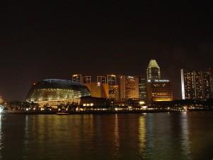 Beste Reisezeit Singapur