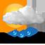 Das Wetter für Kenia am: 21. Dec.: Stellenweise Regen in der nähe