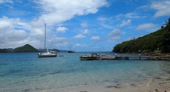 Beste Reisezeit St. Lucia
