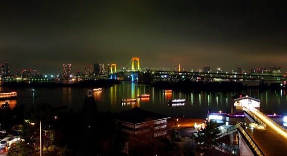 Beste Reisezeit Tokio